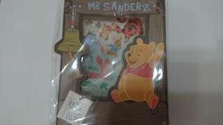 Winnie the pooh box memo
