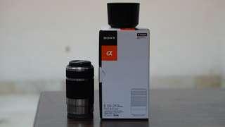 Sony e mount E 55-210mm F4.5-6.3 oss