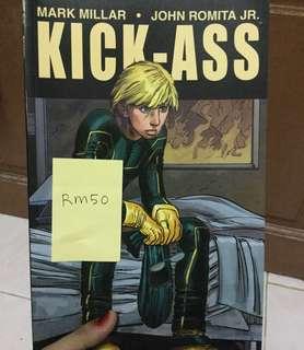 Original Marvel Comic - Kick Ass 1
