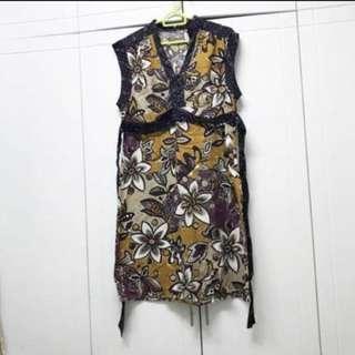 Niichi cotton Dress #July70