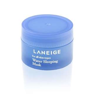 {TRAVEL SIZE 15ml}LANEIGE water sleeping mask