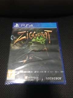 PS4 Ziggurat