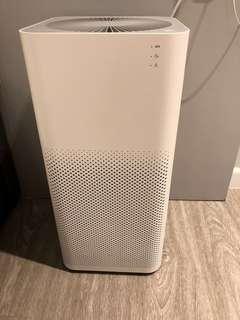 Xiaomi Air Purifier Gen 2 (warranty until June 2019)