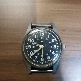 Hamilton 46374B 美軍軍錶
