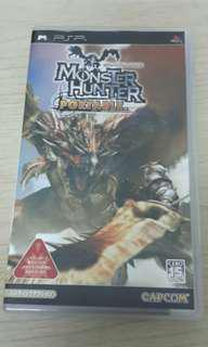 Monster Hunter psp
