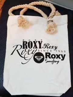 Roxy 粗麻繩挽袋
