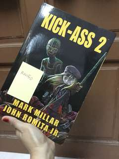 Original Marvel Comic - Kick Ass 2
