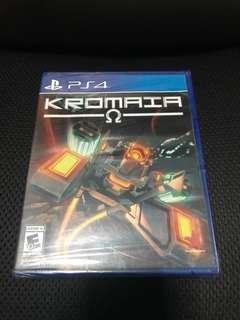PS4 Kromaia omega