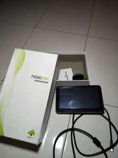 """Noza tec 7"""" android GPS with Cam recorder"""