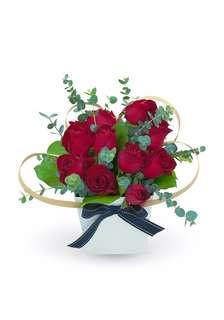 Rose Flower | Gift For Her | Table Centrepiece | Floral Arrangement