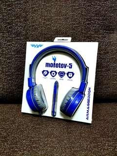 Youth Headphones - Molotov 5