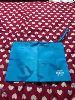 #Blessing Marigold zipper A4 pouch New