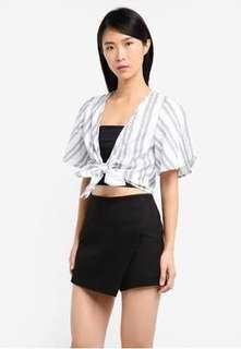 Baju pantai, baju bali, crop top