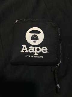 Aape 散紙包 錢包 袋仔 耳筒袋 收納袋