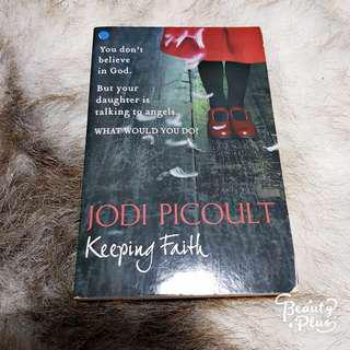 Jodi Picoult- Keeping faith
