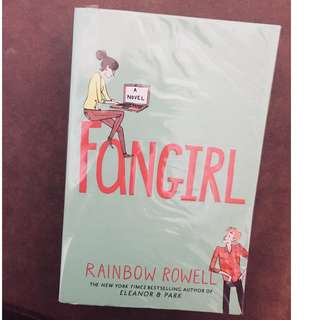 Fangirl (INC POSTAGE)
