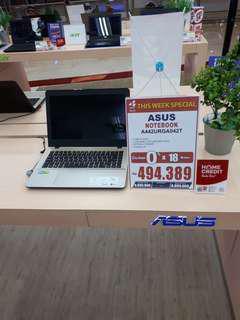 ASUS Notebook A442URGA042T