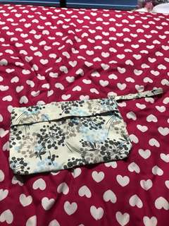 #blessing Pouch with zip