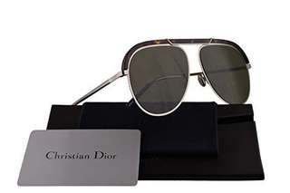 Authentic Christian Dior desertic aviator sunglasses