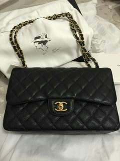 Chanel double flap authentic
