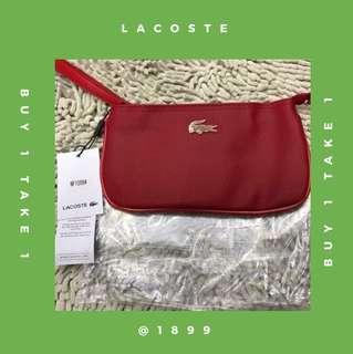 buy1take1 Lacoste wristlets