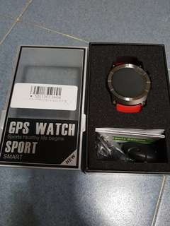 GPS watch sport