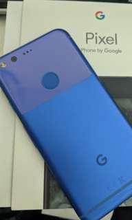 Google Pixel - Blue 128GB Prestine condition