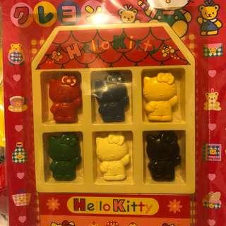 1994年Sanrio Hello Kitty顏色套裝