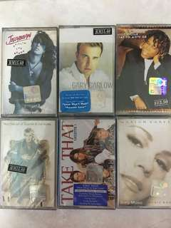 Assorted English Cassette