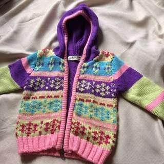 Bambina patterned Jacket