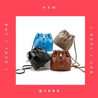 buy1take1 H&M bag