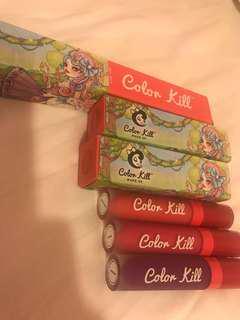 Colour Kill Lipstick