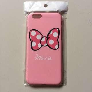 🌷BRANDNEW🌷 Iphone 6 Minnie Mouse Pink Matte Hard Case