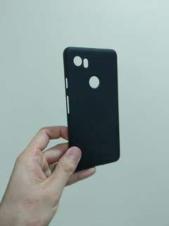 Google pixel 2 XL matte plastic case