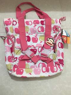 Paul Frank Original Tote Bag (Rosa) FREE SHIPPING!!! CASH ON DELIVERY!!!