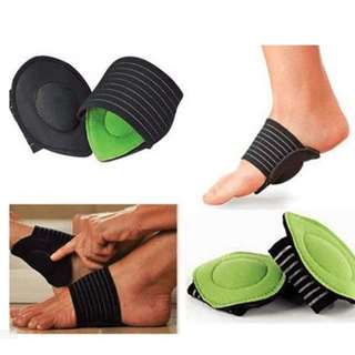 Foot Arch Support (Not flat ones. Quality assured) to relieve symptoms of Plantar Fasciitis