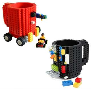 Build On Bricks Mug