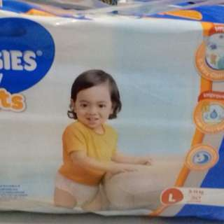 Authentic Huggies Dry Pants Large