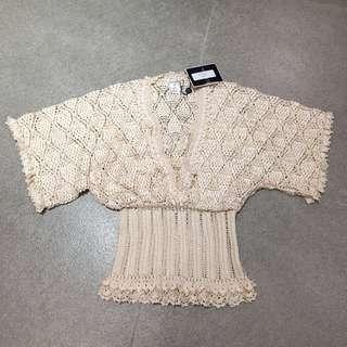💕Oscar de la Renta 💕100% Silk knitwear