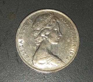 澳州1974年硬幣