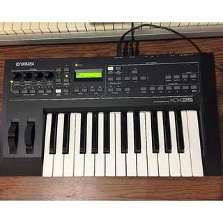 Yamaha KX25 usb midi controller