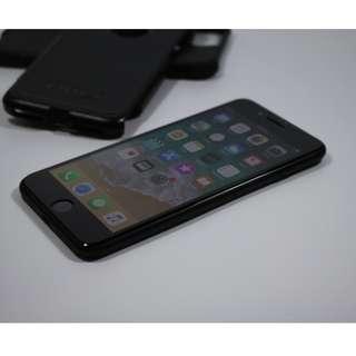 Mint Condition iPhone 7 Plus 128gb Matte Black(730sgd)