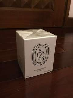 Diptyque candle - Baies *NEW*