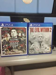Ps4 Games sell or swap