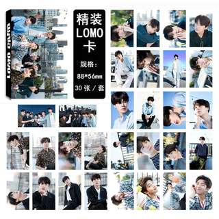 BTS 5th Anniversary Party by Naver x Dispatch Lomo Cards