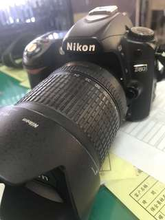 🚚 NiKon D80+DX 18-138mm