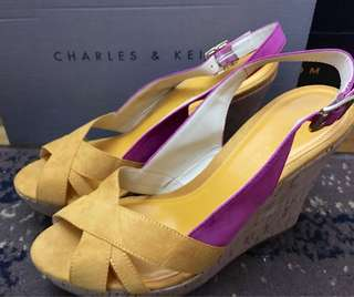 Charles and keith brandnew