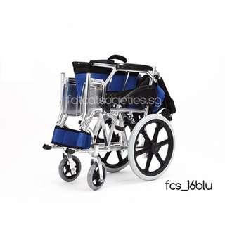 🚚 Premium Light Weight Wheelchair 9.8kg