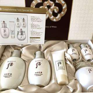 The history of whoo 后