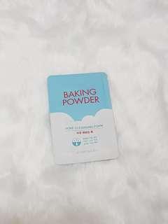 Etude House Baking Powder Pore Cleansing Foam Sampler